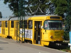 Our tram was called Margot (Hello Margot :-))