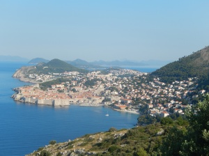 Looking back on Dubrovnik