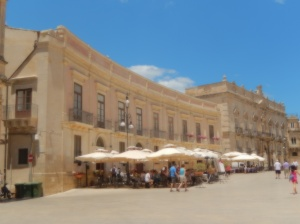 A square in Noto (I hope)