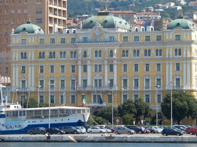 Rijeka is more elegant than my memory allowed
