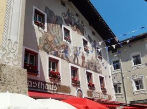 Bertchesgaden street scene