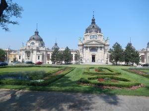 Beautiful Budapest  architecture