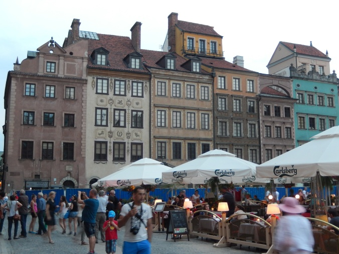 Old Town market square 2013