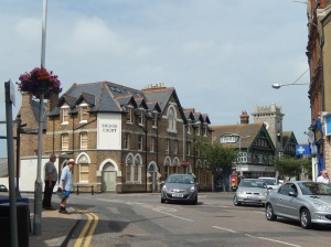 Street scene: Westgate-on-Sea