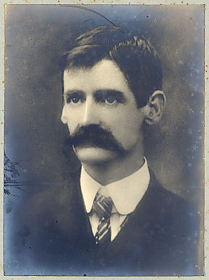 Henry Lawson 1902 Source: University of Sydney Library