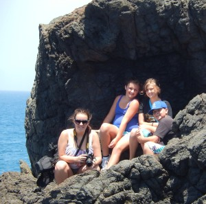 Exploring the Kiama blowhole
