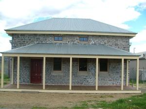 Last building standing in Kiandra