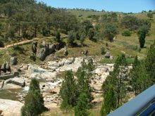 Relics of the Gold Digging site at Adelong (9) 22Nov2010