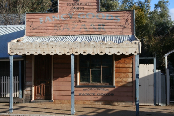 Street Scenes from Gulgong, the town on the Ten Dollar Note (5)