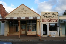 Street Scenes from Gulgong, the town on the Ten Dollar Note (8)