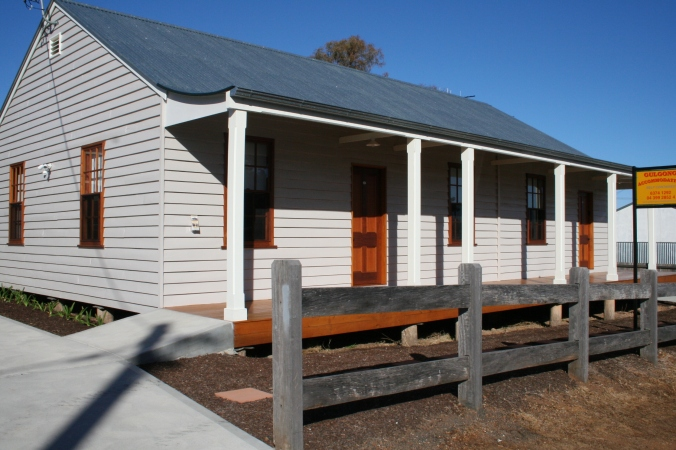 The Telegraph Station, our Gulgong Town Accommodation