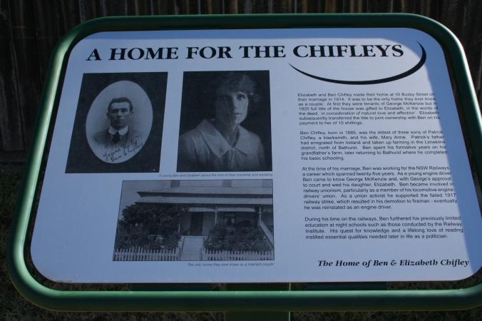 Ben Chifley Home Bathurst (1)