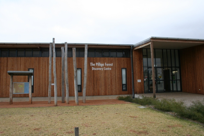 Pilliga Forest Discovery Centre