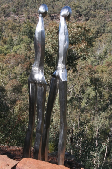 Pilliga Forest Sculpture Walk (2)