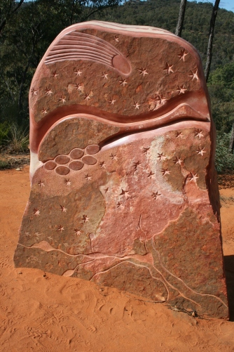Pilliga Forest Sculpture Walk (5)
