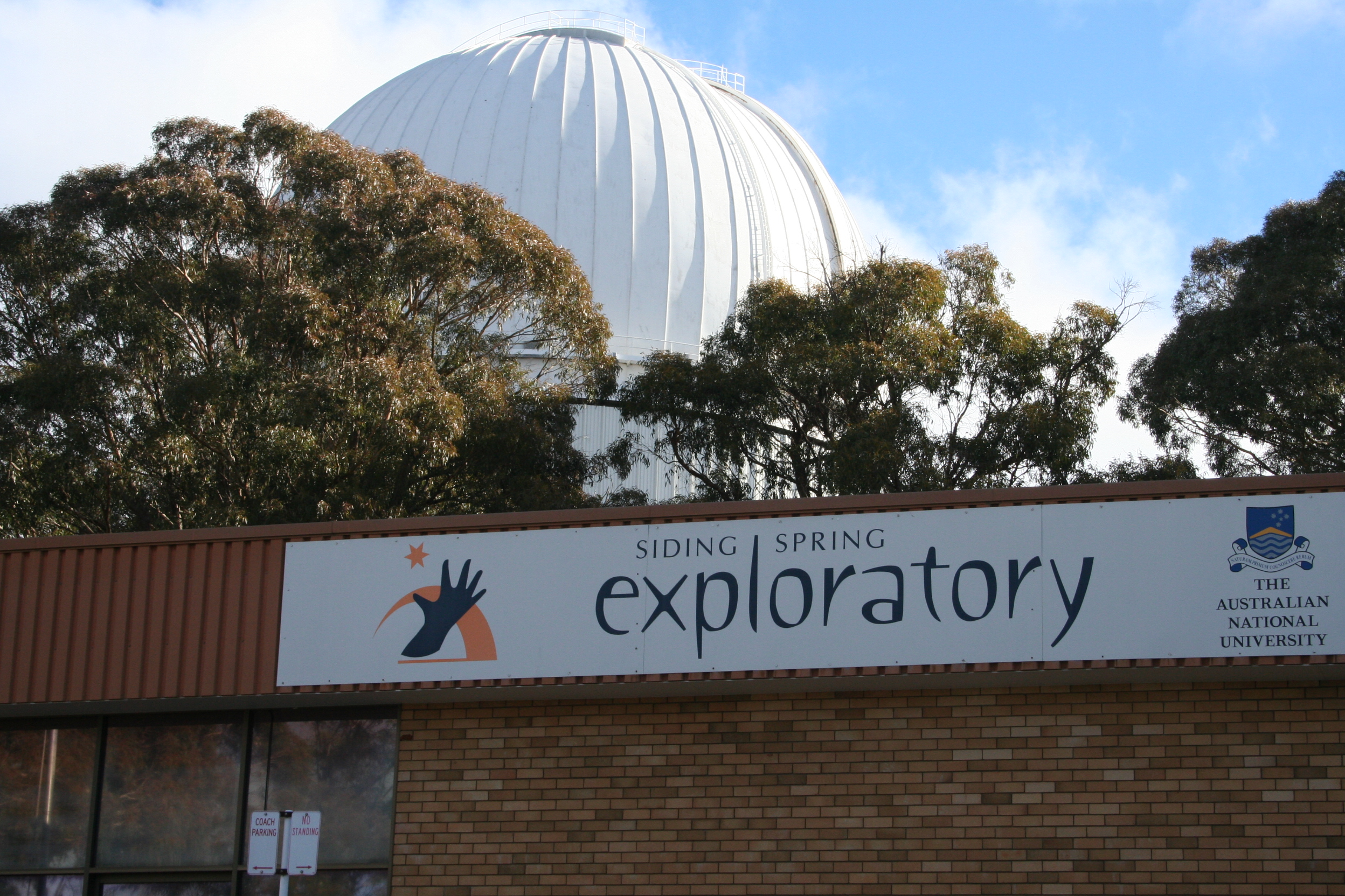 Siding Springs Observatory Coonabarabran 1 The