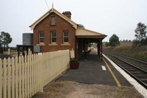 Stuart Town Railway Station