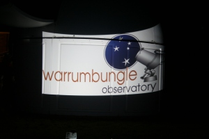 Warrumbungle Observatory Coonabarabran (1)