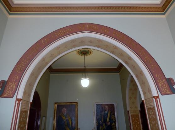 Booloominbah Armidale Entrance Arch