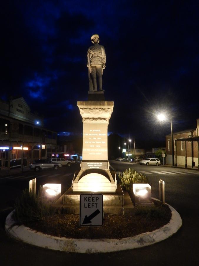 Dorrigo War Memorial