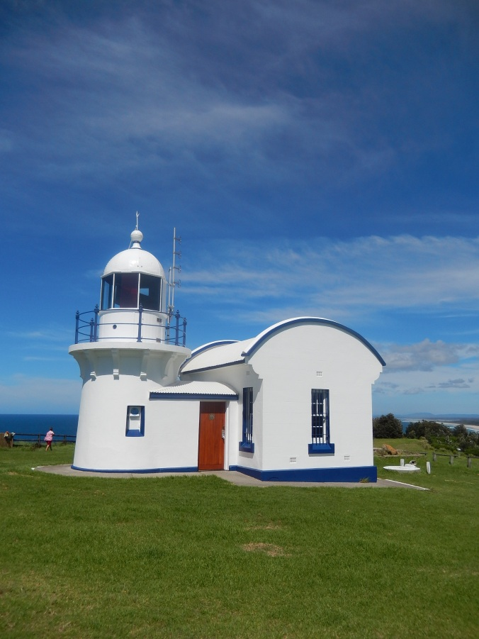 Crowdy Head Light House