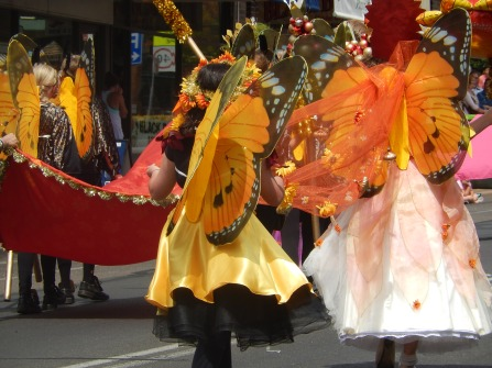 More Fairies at Armidale Street Parade March 2014
