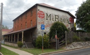 McCrossins Flour Mill Uralla