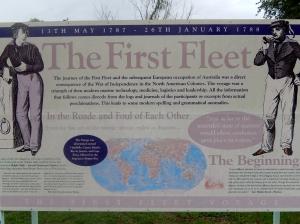 First Fleet Park Wallabadah 2014-03-21 003