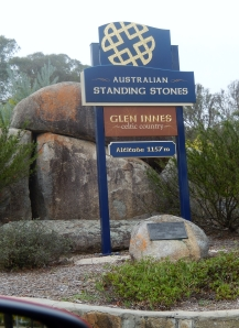 Glen Innes Standing Stones in morning 2014-03-18 001