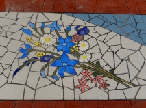 Meandering Macintyre Inverell footpath mosaic (7)