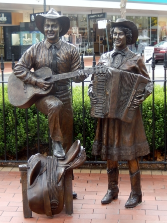 Slim Dusty & Joy McKean Tamworth