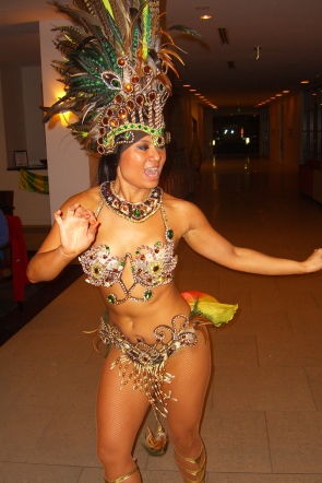 Sth American professional dancer 1