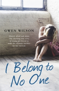 I belong to No One_isbn9781409164890_UK Cover