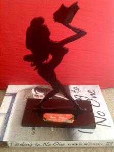 SASSY Award June 19th 2015