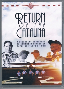 The Return of the Catalina DVD Cover