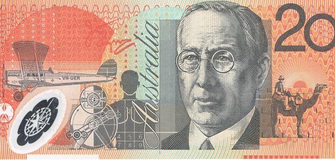 $20 Replica Note