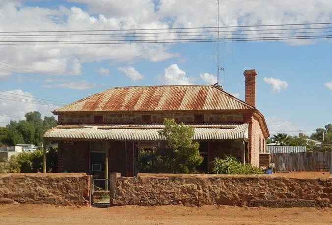 Broken Hill City Tour_8th March 2016_ House used in film Last Cab to Darwin (2)