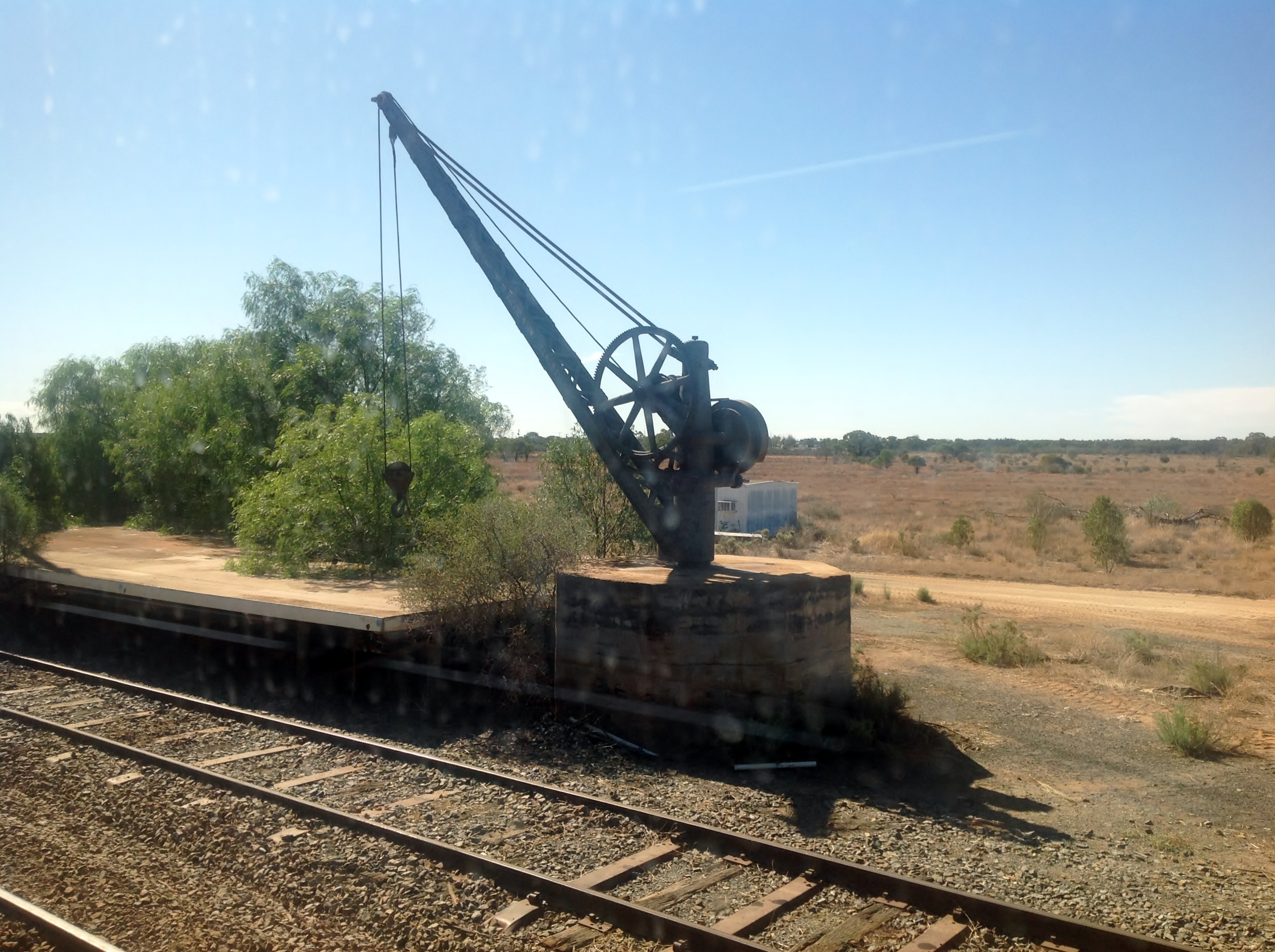 nsw country trains