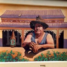 Murals on Community Centre in Broken Hill 2016-03-14 (5)
