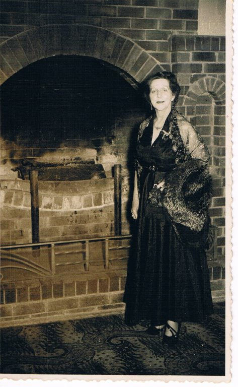 Grandmother at Katoomba Year Unknown