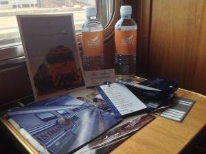 Indian Pacific In Cabin information