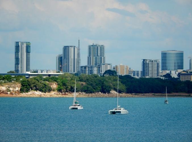 Darwin City Skyline 29th May 2016