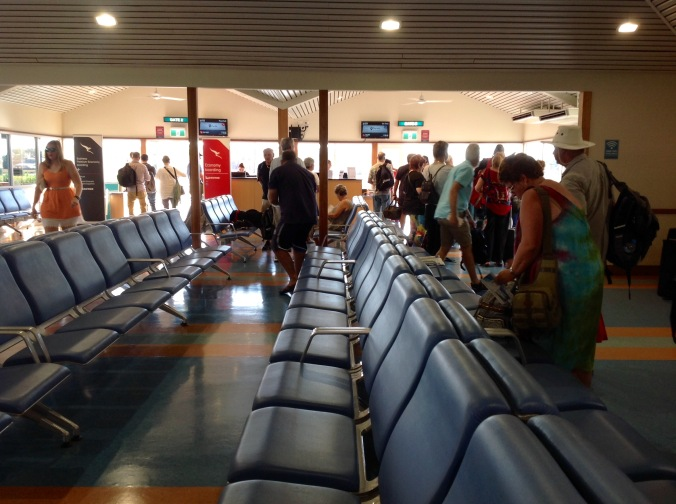Broome International Airport WA May 2016