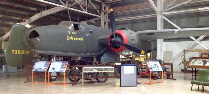 North American B-25 Bomber s/n 41-30222