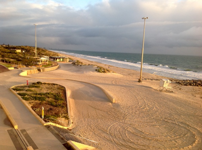 City Beach, Perth, WA, May 2016