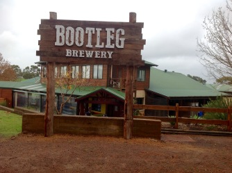 Bootleg Brewery, Margaret River, WA, May 2016
