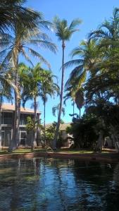 Poolside Mangrove Resort Hotel Broome WA May 2016