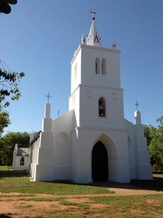 Sacred Heart Church, Beagle Bay, WA, 27 May 2016 (2)