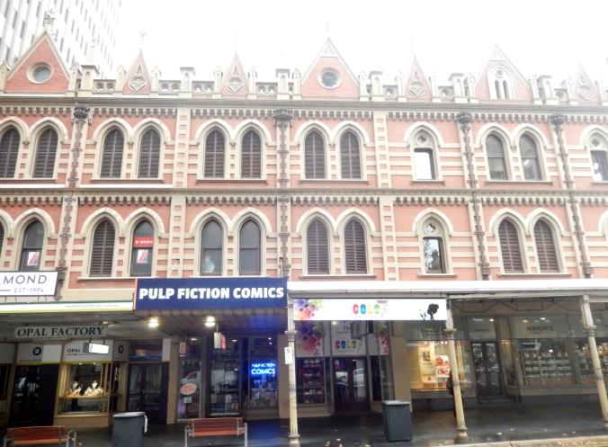 King William Street, Adelaide, SA 2016-06-05
