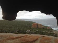 Remarkable Rocks, Kangaroo Point, June 2016